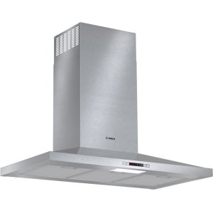 "Bosch300 Series, ESTAR Pyramid Chimney Hood 36"" S/S"