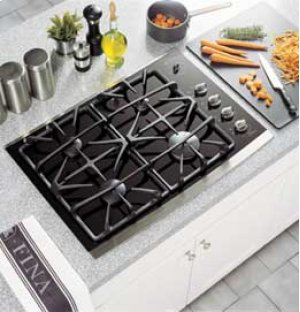 """30"""" Built-In Gas-on-Glass Cooktop"""