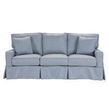 Slipcovered Sofa