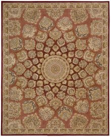 Nourison 2000 2318 Ros Rectangle Rug 2'6'' X 4'3''