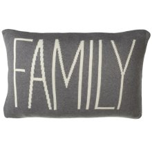 """Family"" Pillow."