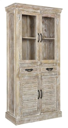 Bengal Manor Mango Wood 4 Door 2 Drawer Cabinet