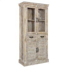 Bengal Manor Mango Wood 4 Door 2 Drawer Cabinet
