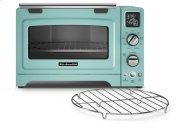 """12"""" Convection Digital Countertop Oven - Aqua Sky Product Image"""