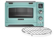 "12"" Convection Digital Countertop Oven - Aqua Sky Product Image"