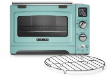 "12"" Convection Digital Countertop Oven - Aqua Sky"