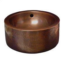 Colbran Copper Double-Walled Basin - Antique Copper