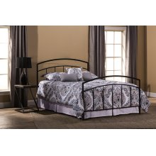 Julien Bed Set - Full - Rails Not Included
