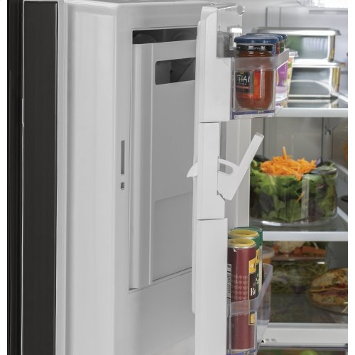 "36"" Bottom mount French door refrigerator, 26.7 cu.ft"