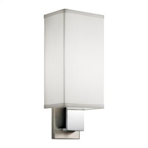 """Santiago Collection 14.25"""" LED Wall Sconce N NCH"""