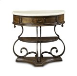 Continental Nightstand - Weathered Nutmeg/glazed Product Image