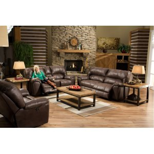 American Furniture ManufacturingAF740 - Stallion Saddle Sofa