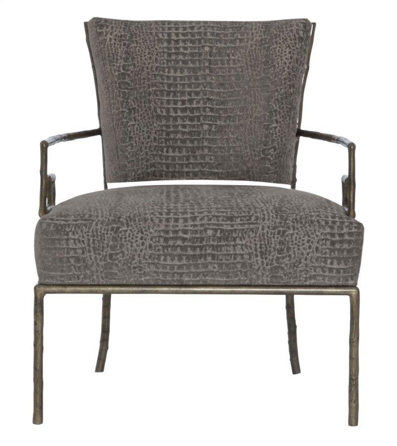 Skylar Chair in Antique Gold (725) - N2403 In By Bernhardt Interiors In Mauldin, SC - Skylar Chair In