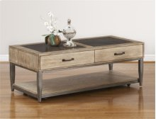 T312-100  Rectangular Cocktail Table