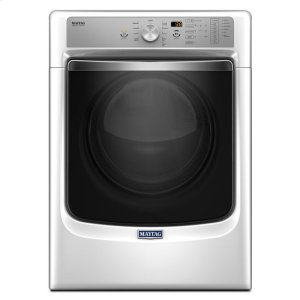 MaytagHERITAGEMaytag(R) Large Capacity Dryer with Refresh Cycle with Steam and PowerDry System ? 7.4 cu. ft. - White