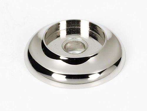 Royale Backplate A982-78 - Polished Nickel