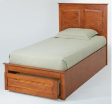 Twin Drawer Footboard