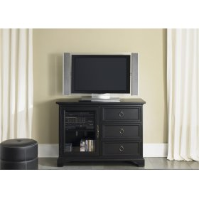 TV Console - 44 Inch - Black