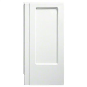 """Advantage™, Series 6201/6202, 35-1/4"""" x 67"""" Shower - End Wall Set - White Product Image"""