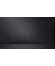 "36"" 5 Zone Touch&Slide Induction Cooktop"