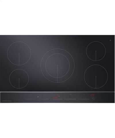 """36"""" 5 Zone Touch&Slide Induction Cooktop Product Image"""