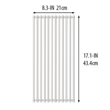 Stainless Steel Cooking Grid - Sovereign/regal