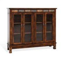 Santa Fe Bookcase w/ 4 Doors Product Image