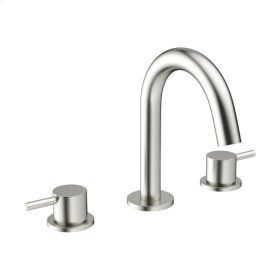 MPRO Widespread Lavatory Faucet - Stainless