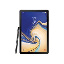 "Galaxy Tab S4 10.5"", 64GB, Black (T-Mobile) S Pen included"