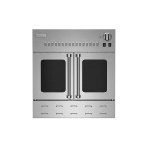 "Bluestar30"" Gas Wall Oven with French Doors"