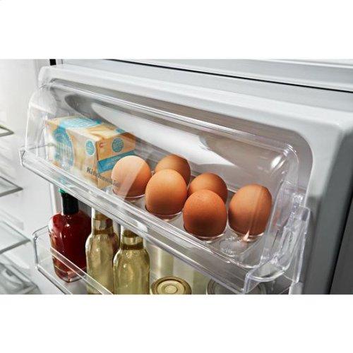 "KitchenAid® 10 Cu. Ft. 24"" Width Built-In Panel Ready Bottom Mount Refrigerator - Panel Ready"
