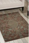 Moda Mod05 Mocha Rectangle Rug 7'6'' X 9'6''