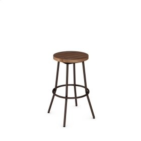 Bluffton Swivel Stool Without Backrest