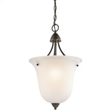 Nicholson Collection 1 Light Nicholson Foyer Pendant OZ