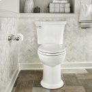 Heritage VorMax Right Height Elongated Toilet - White Product Image