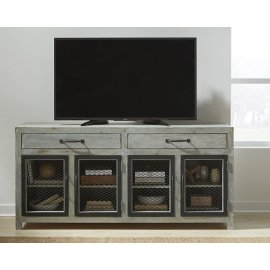 72 Inch Console - Seasalt Finish