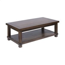 Higgins Farmhouse Stain Coffee Table