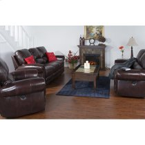 Dual Power Recliner Sofa Product Image