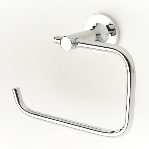 Paper Holder Towel Ring Taos Series 17 Polished Chrome