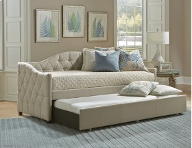 Jamie Daybed With Trundle