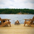 Gas Patioflame® with Logs Product Image