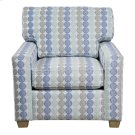 Upholstered Chair, Non Skirted. Product Image