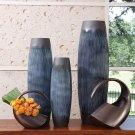 Matchstick Vase-Ink-Lg Product Image