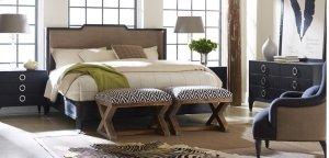 Atherton Onyx Eastern King Bed