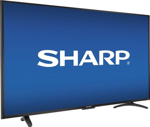 """55"""" Class (54.6"""" diag.) Sharp LC-55LB481U"""