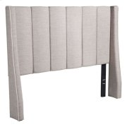 Gilded Age Full Headboard Dove Gray Product Image