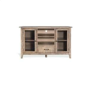 "Puebla 54"" TV Console w/ Drawer"