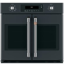 "Café 30"" Built-In French-Door Single Convection Wall Oven"