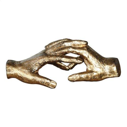 Hold My Hand Sculpture