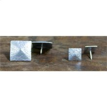 """0.75"""" square Square Silver Clavos"""